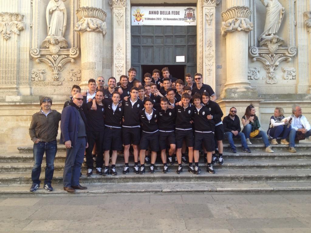 Lecce: finali scudetto Giovanissimi Nazionali (02-06-13