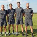 Staff tecnico 2013-14.