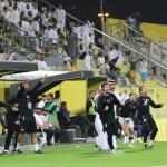 Prima partita di AFC Champions League a Dubai (2018).
